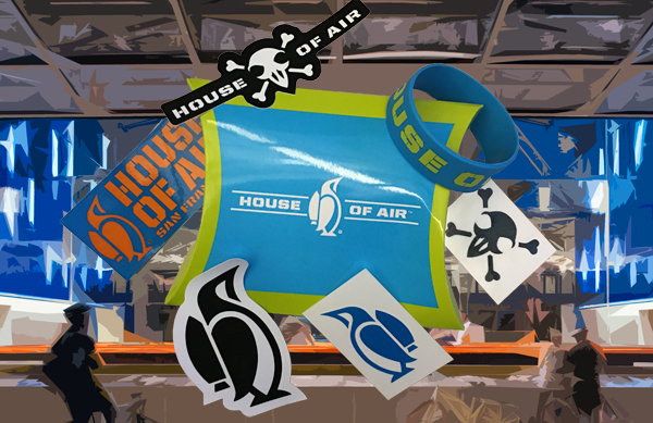 House of Air Party Flight Kit - Level One