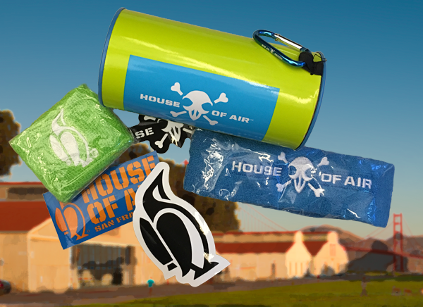 House of Air Party Flight Kit - Level Two