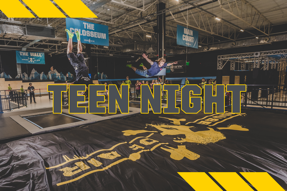 Teen Night - San Antonio - Trampoline Park