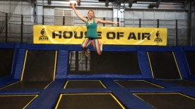 Lauren - House of Air Workout Instructor