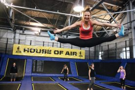Jess - House of Air Workout Instructor