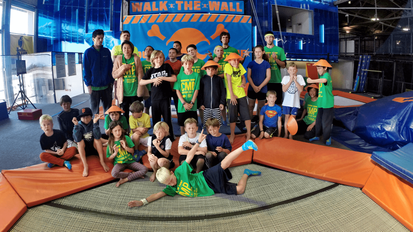 Spring and Summer Camps at House of Air