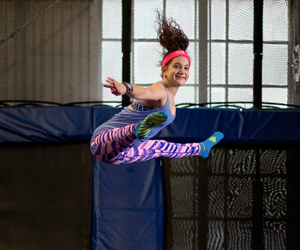 Open Jump - Wall-to-wall trampolines